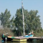 Azambuja - Barco Vala Real - Rota dos Mouchões