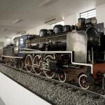 Entroncamento - Museu do comboio