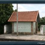 Estação de Ortiga - Retrete