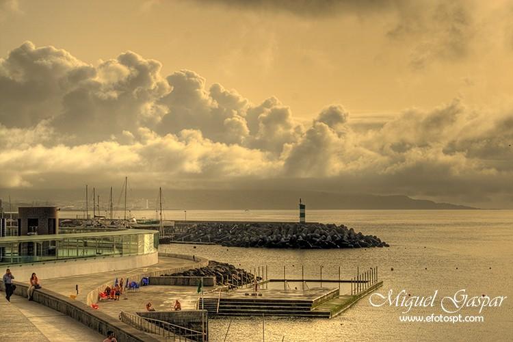 Açores - Manhã em Ponta Delgada
