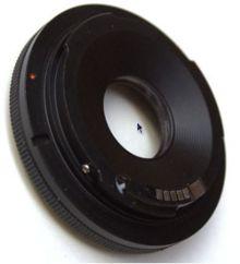 Adaptador Canon FD para EF