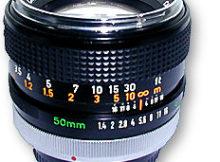 Canon FD 50mm 1.4