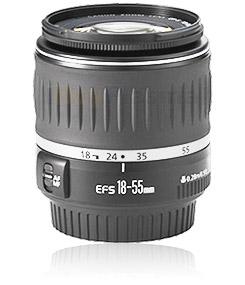Canon EF-S 18-55mm 1:3.5-5.6 II