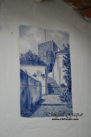 Óbidos - Azulejo