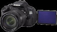 Novidades - Canon 600D
