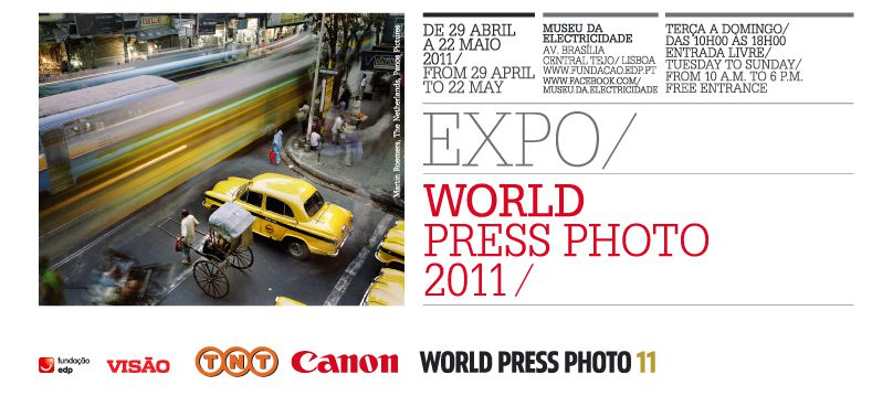Evento - World Press Photo 2011