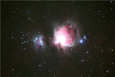 Canon 60Da - Astros - Orion Nebula