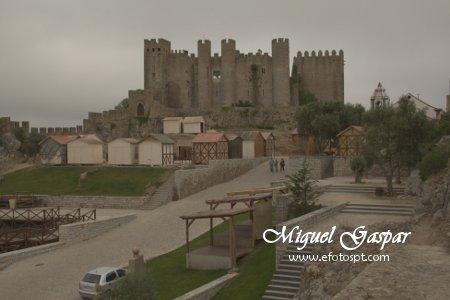 Castelo - Óbidos - Fotografia Original