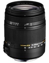 Sigma 18-250mm f/3,5-6,3 DC OS HSM