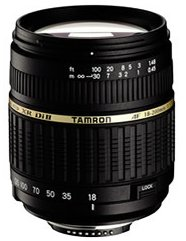 Tamron 18-200mm F/3.5-6.3 XR Di II LD Aspherical [IF] MACRO