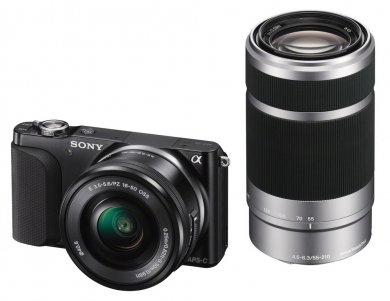 Sony NEX 3NY - Lente grande