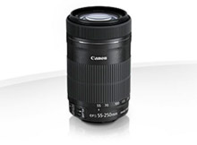 Canon 55-250mm STM IS