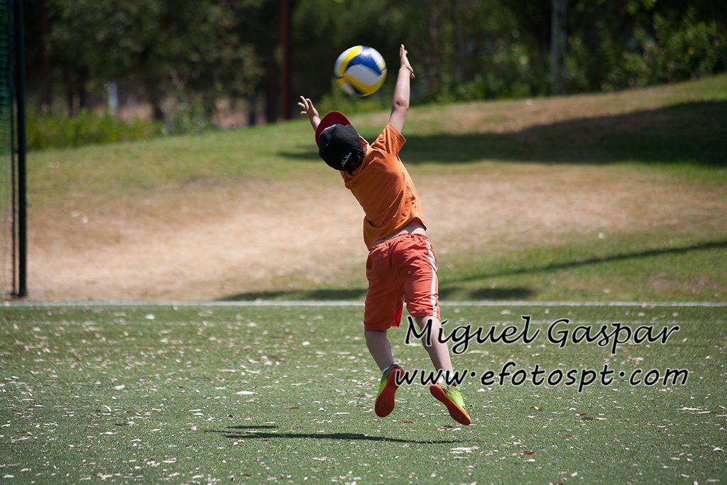 Futebol à tarde