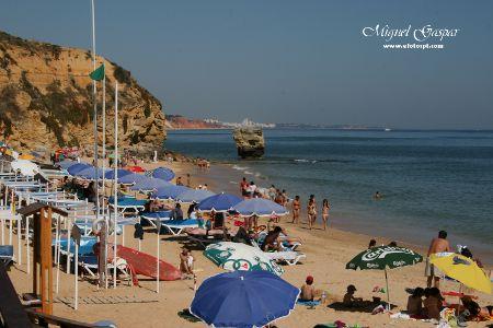 Algarve - Praia dos olhos de àgua